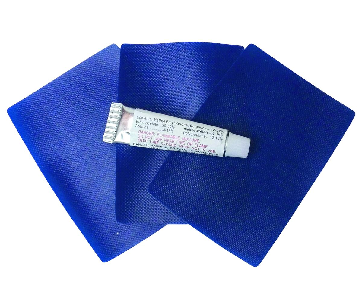 Flickzeug für PVC