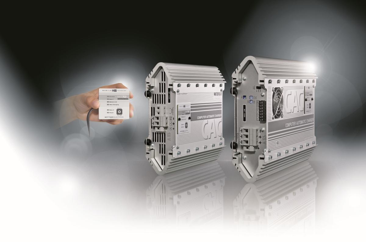 Büttner Duo-Ladeautomat MT
