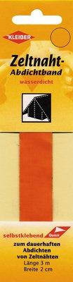 KLEIBER Naht-Abdichtband 300 cm hellgrau