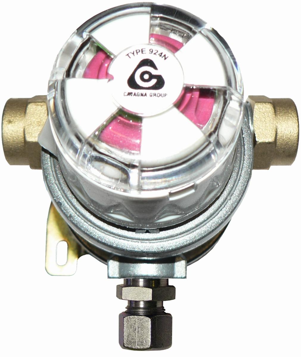 Multimatik 50 mbar (8 mm) mit Prüfventil B-Ware
