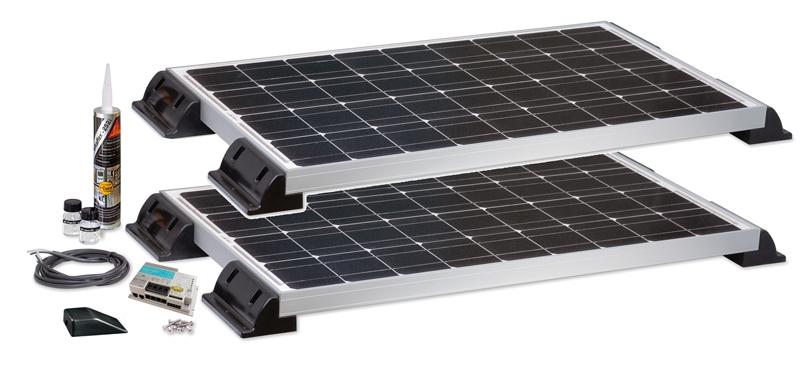 TOP HIT Solar-Komplettanlage QUALITY 220