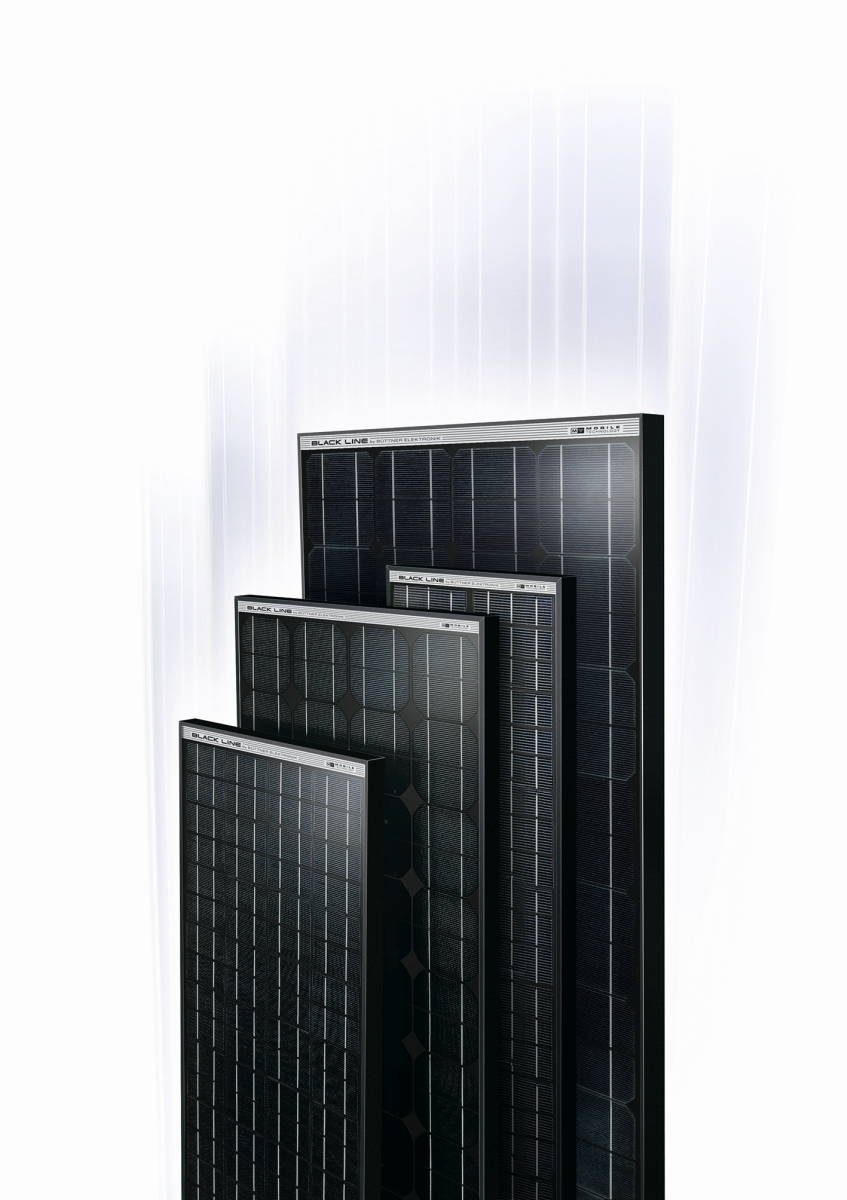 Büttner Solarmodul Black Line MT-SM 75 MCS